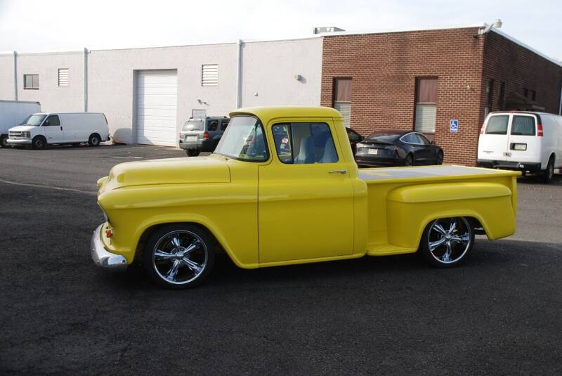 1956 Chevrolet 3100 for sale at Professional Automobile Exchange in Bensalem PA