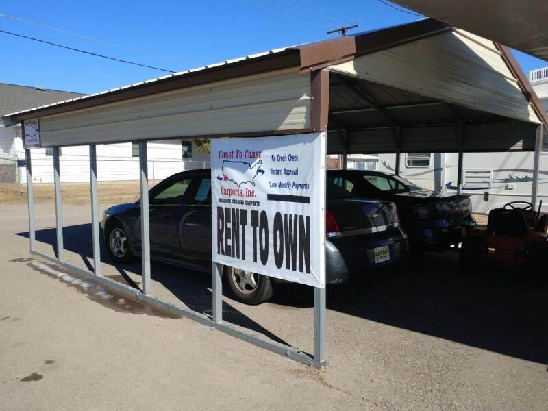 2021 Coast To Coast Carport 20' X 20' Carport for sale at Wolf's Auto Inc. in Great Falls MT