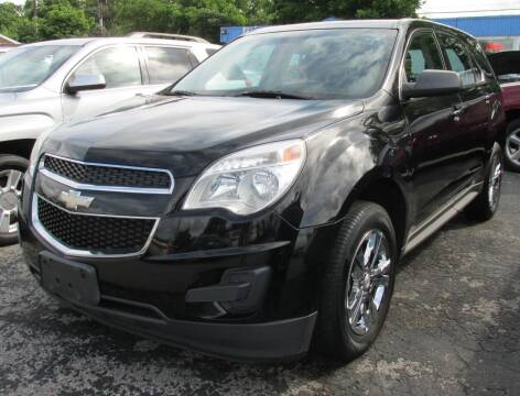 2013 Chevrolet Equinox for sale at Express Auto Sales in Lexington KY