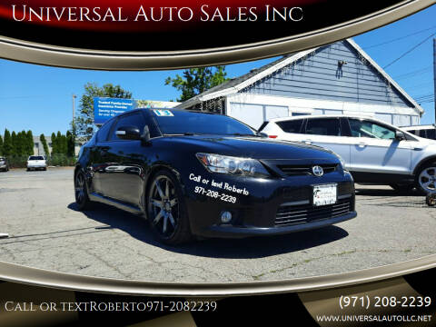 2013 Scion tC for sale at Universal Auto Sales Inc in Salem OR