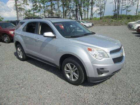 2013 Chevrolet Equinox for sale at Small Town Auto Sales in Hazleton PA