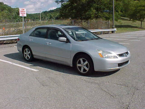 2005 Honda Accord for sale at North Hills Auto Mall in Pittsburgh PA