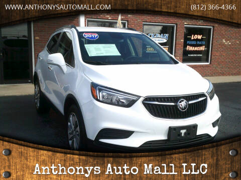 2017 Buick Encore for sale at Anthonys Auto Mall LLC in New Salisbury IN