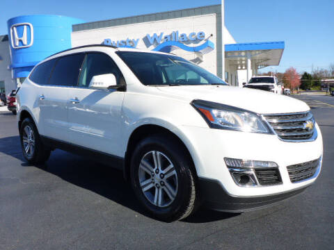 2015 Chevrolet Traverse for sale at RUSTY WALLACE HONDA in Knoxville TN