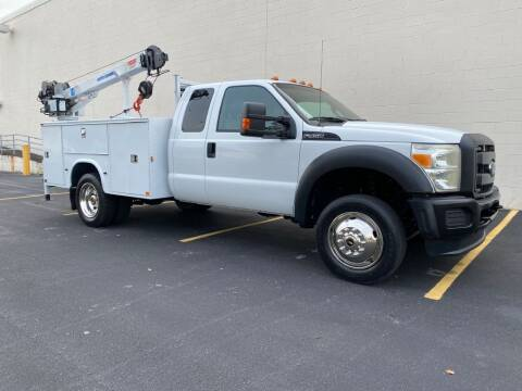 2013 Ford F-450 Super Duty for sale at Heavy Metal Automotive LLC in Anniston AL