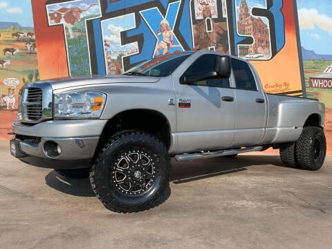2008 Dodge Ram Pickup 3500 for sale at Sparks Autoplex Inc. in Fort Worth TX