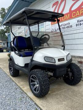 2019 Club Car TEMPO for sale at 70 East Custom Carts LLC in Goldsboro NC