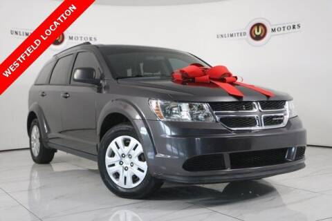 2016 Dodge Journey for sale at INDY'S UNLIMITED MOTORS - UNLIMITED MOTORS in Westfield IN