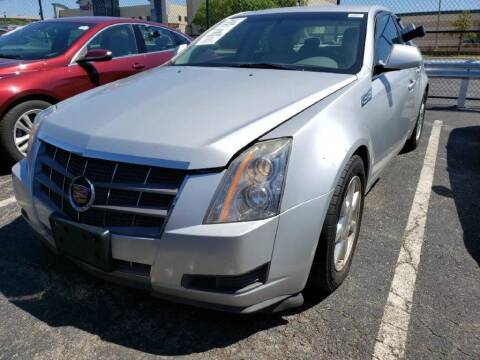 2009 Cadillac CTS for sale at Glory Auto Sales LTD in Reynoldsburg OH