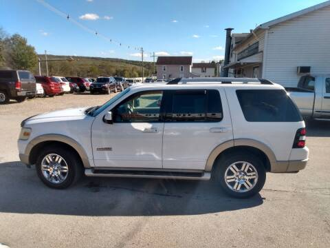 2006 Ford Explorer for sale at ROUTE 119 AUTO SALES & SVC in Homer City PA