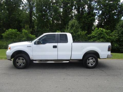 2007 Ford F-150 for sale at Variety Auto Sales in Abingdon VA