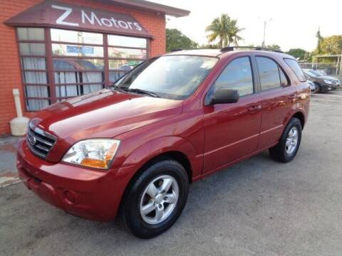 2008 Kia Sorento for sale at Z MOTORS INC in Hollywood FL