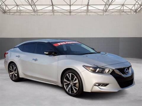2017 Nissan Maxima for sale at Gregg Orr Pre-Owned Shreveport in Shreveport LA