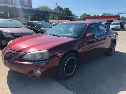 2006 Pontiac Grand Prix for sale at Wise Investments Auto Sales in Sellersburg IN