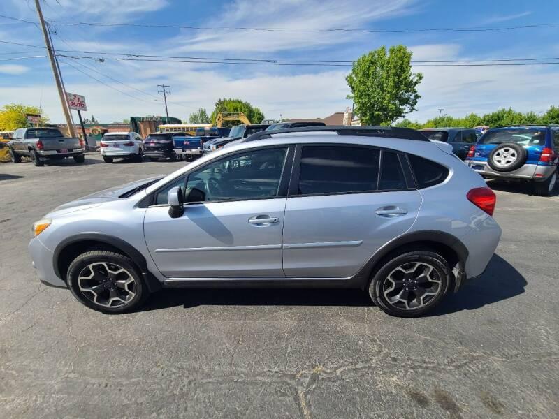 2014 Subaru XV Crosstrek for sale at Silverline Auto Boise in Meridian ID