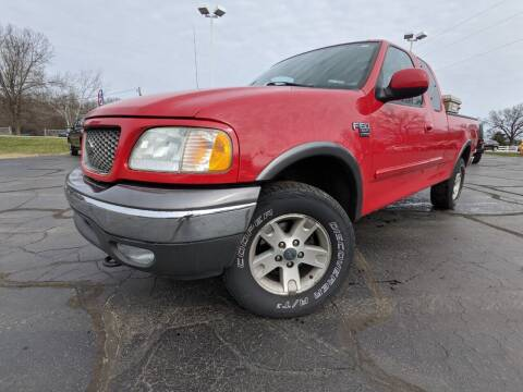 2003 Ford F-150 for sale at West Point Auto Sales in Mattawan MI