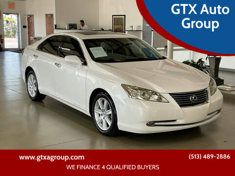 2009 Lexus ES 350 for sale at GTX Auto Group in West Chester OH