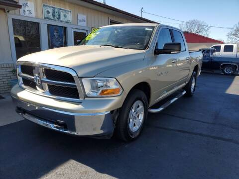 2011 RAM Ram Pickup 1500 for sale at Bailey Family Auto Sales in Lincoln AR