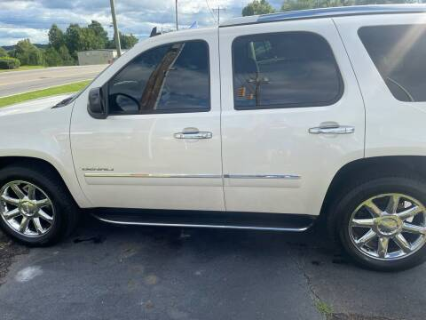 2010 GMC Yukon for sale at Elite Auto Brokers in Lenoir NC