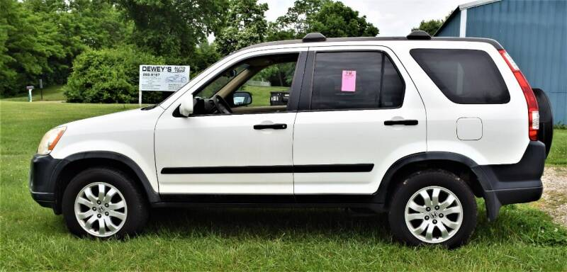 2005 Honda CR-V for sale at PINNACLE ROAD AUTOMOTIVE LLC in Moraine OH