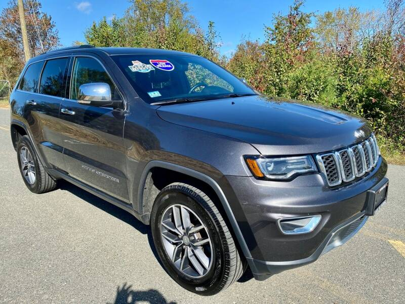 2017 Jeep Grand Cherokee for sale at Used Cars of Fairfax LLC in Woodbridge VA