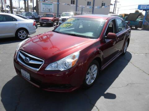 2012 Subaru Legacy for sale at ANYTIME 2BUY AUTO LLC in Oceanside CA