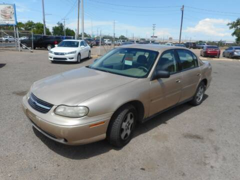 2004 Chevrolet Classic for sale at AUGE'S SALES AND SERVICE in Belen NM