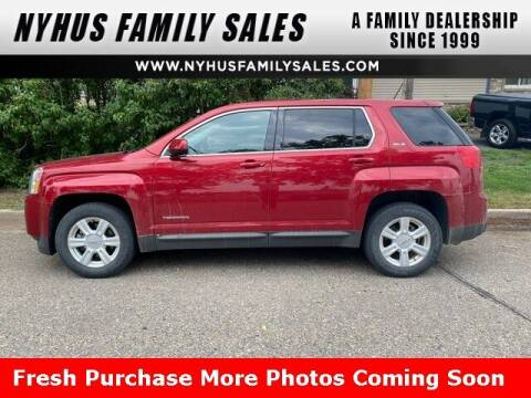 2015 GMC Terrain for sale at Nyhus Family Sales in Perham MN