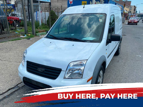 2012 Ford Transit Connect for sale at Rallye  Motors inc. in Newark NJ