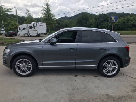2014 Audi Q5 for sale at HIGHWAY 12 MOTORSPORTS in Nashville TN