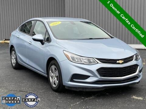 2017 Chevrolet Cruze for sale at Bankruptcy Auto Loans Now - powered by Semaj in Brighton MI