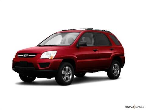 2009 Kia Sportage for sale at CHAPARRAL USED CARS in Piney Flats TN