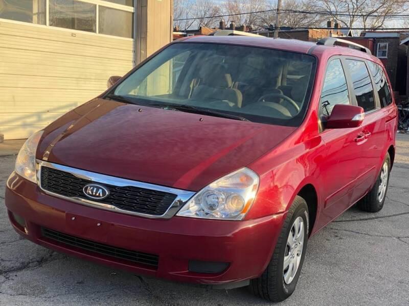 2012 Kia Sedona for sale at IMPORT Motors in Saint Louis MO