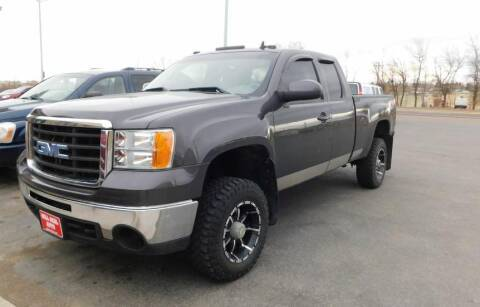 2010 GMC Sierra 2500HD for sale at Will Deal Auto & Rv Sales in Great Falls MT