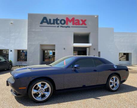 2015 Dodge Challenger for sale at AutoMax of Memphis in Memphis TN