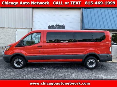 2016 Ford Transit Passenger for sale at Chicago Auto Network in Mokena IL