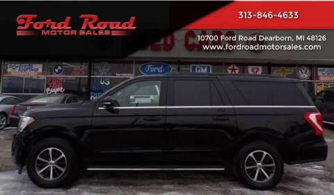 2018 Ford Expedition MAX for sale at Ford Road Motor Sales in Dearborn MI