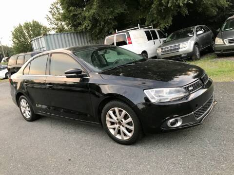 2014 Volkswagen Jetta for sale at Twins Motors in Charlotte NC