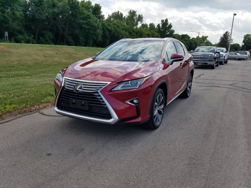 2017 Lexus RX 350 for sale at Pro Auto Sales and Service in Ortonville MN