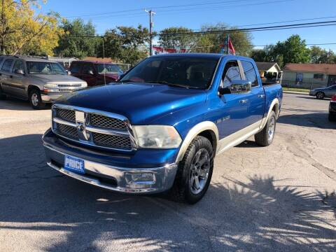 2010 Dodge Ram Pickup 1500 for sale at Approved Auto Sales in San Antonio TX