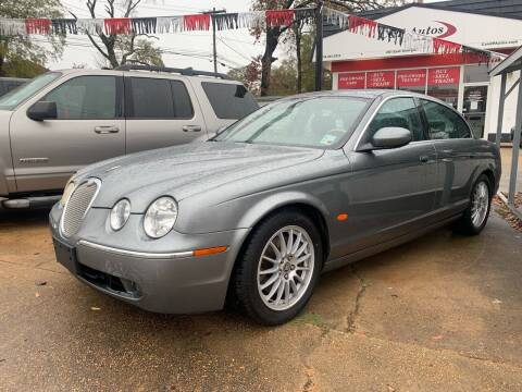 2006 Jaguar S-Type for sale at C & P Autos, Inc. in Ruston LA