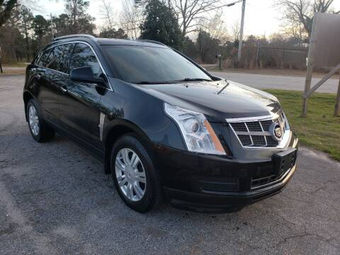 2012 Cadillac SRX for sale at GEORGIA AUTO DEALER, LLC in Buford GA