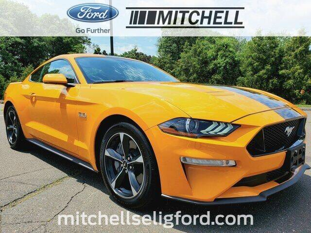 2019 Ford Mustang for sale in Canton, CT