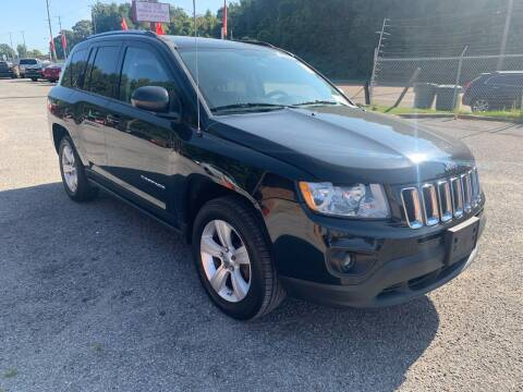 2012 Jeep Compass for sale at Super Wheels-N-Deals in Memphis TN