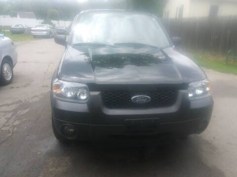 2005 Ford Escape for sale at Maple Street Auto Sales in Bellingham MA
