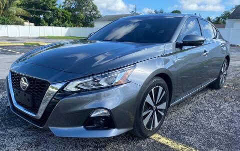 2019 Nissan Altima for sale at Guru Auto Sales in Miramar FL