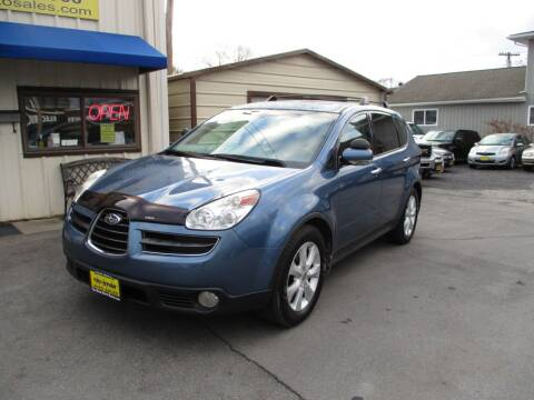 2007 Subaru B9 Tribeca for sale at TRI-STAR AUTO SALES in Kingston NY