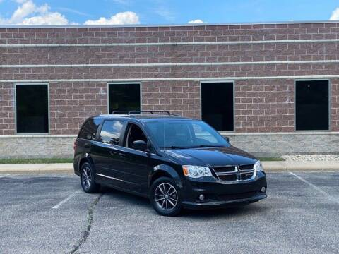 2017 Dodge Grand Caravan for sale at A To Z Autosports LLC in Madison WI