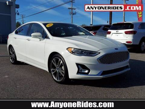 2019 Ford Fusion for sale at ANYONERIDES.COM in Kingsville MD