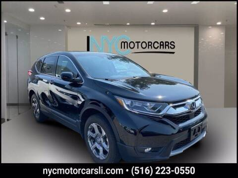 2018 Honda CR-V for sale at NYC Motorcars in Freeport NY